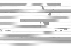 La texture sans couture de revêtement de parallèles déplacent et se cognent Photos stock