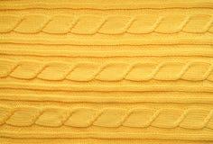 La texture, surface d'un tissu de laine tricoté Fond, contexte pour créer des dispositions d'un hiver, cartes de Noël, bannières Photos stock
