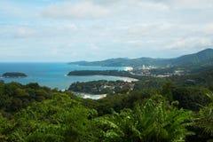 La Thaïlande, île de Phuket Photographie stock libre de droits