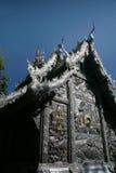 La Thaïlande argentent le temple/temple construits avec de l'argent Photos libres de droits
