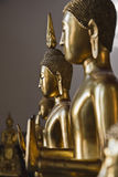 La Thaïlande, Bangkok, Pranon Wat Pho photos stock