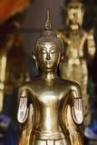 La Thaïlande, Bangkok, Pranon Wat Pho image stock