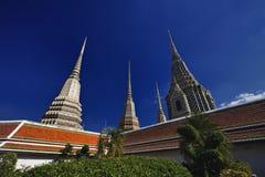 La Thaïlande, Bangkok, Pranon Wat Pho images libres de droits