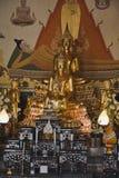 La Thaïlande, Bangkok, temple d'Indrawiharn photographie stock libre de droits