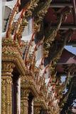 La Thaïlande, Bangkok, temple d'Indrawiharn photos stock