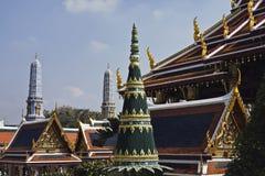 La Thaïlande, Bangkok, ville impériale photos libres de droits