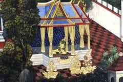 La Thaïlande Bangkok Wat Phra Kaew photo libre de droits
