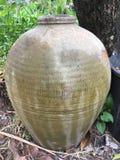 La Thaïlande Clay Jar Photographie stock