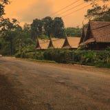 La Thaïlande de Costa Rica Image libre de droits