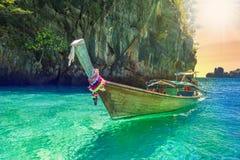 La Thaïlande, en Phi Phi Lee