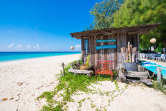 La Thaïlande, 16 Jyne 2017 : : Plage d'île de Mai Ton belle dans Phuke Images libres de droits