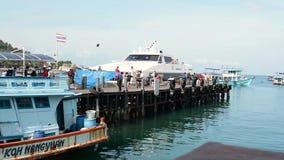 La Thaïlande Ko Tao Island clips vidéos