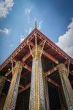 La Thaïlande - le Wat Phra Kaew Images stock