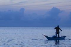 La Thaïlande, plage de Saikeaw dans Nakhon Si Thammarat Photos libres de droits