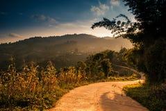 La Thaïlande rurale 3 photo stock