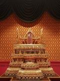 La Thaïlande, trône de Pudtan photo libre de droits