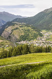 La Thuile Royalty Free Stock Images