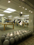 La tienda al por menor de Apple en LA Imagen de archivo libre de regalías