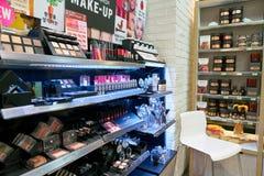 La tienda de Body Shop Imágenes de archivo libres de regalías