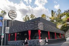 La tienda de la comedia en Los Ángeles Fotografía de archivo