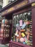 La tienda dulce de Harry Fotos de archivo libres de regalías