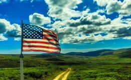 La tierra del libre Fotos de archivo