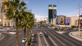 La tira Las Vegas Boulevard - LAS VEGAS, NEVADA APRIL 12, 2015 Fotografía de archivo
