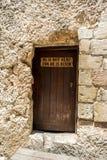 La tomba del giardino a Gerusalemme, Israele fotografie stock