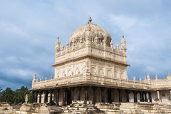 La tomba del sultano di Tippu in India immagine stock libera da diritti