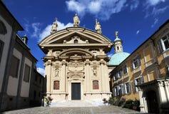 La tomba dell'imperatore Ferdinand II, Graz fotografia stock