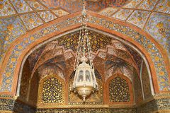 La tomba di Akbar Immagine Stock Libera da Diritti