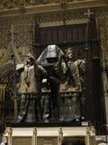 La tomba di Christopher Columbus immagini stock libere da diritti