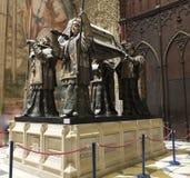 La tomba di Christopher Columbus Side View immagini stock