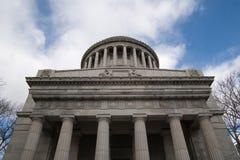 La tomba di Grant Fotografie Stock Libere da Diritti