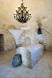 La tombe de Joseph dans Nablus Images libres de droits