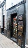 La tombe de Maria Eva Duarte de Peron Photos libres de droits