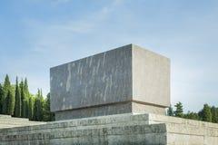 La tombe de prince Emanuele Filiberto Di Savoia images stock