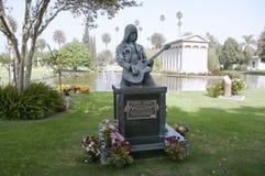 La tombe de Ramone photos stock