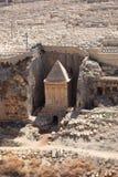 La tombe de Zechariah en vallée Cédron Images libres de droits