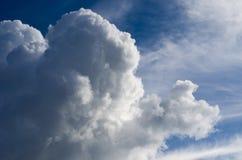 La tormenta Fotografía de archivo