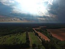 La tormenta está sobre 3 fotografía de archivo libre de regalías
