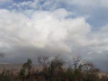 La tormenta está viniendo foto de archivo