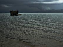 La tormenta está viniendo Imagen de archivo libre de regalías