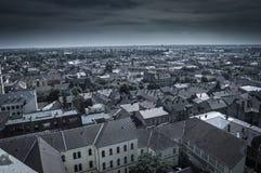 La tormenta está viniendo Fotografía de archivo libre de regalías