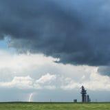 La tormenta está viniendo Imagenes de archivo