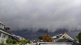 La tormenta está viniendo Fotos de archivo libres de regalías