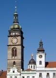 La torre blanca Fotos de archivo libres de regalías