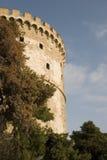 La torre blanca de Salónica Imagen de archivo libre de regalías