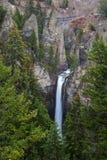 La torre cae en Yellowstone Imagen de archivo libre de regalías