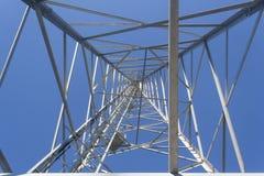 La torre cellulare Immagini Stock